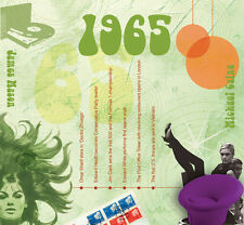 51st Birthday Gifts - 1965 Classic Retro Pop CD Greetings Card - CD Card Company