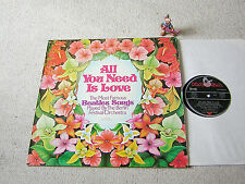 BERLIN FESTIVAL ORCHESTRA All You Need Is Love BEATLES SONGS GER LP HANSA 88995