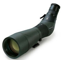 SWAROVSKI ATS 80mm HD ANGOLATO Spotting Scope + 20 - 60% S zoom (UK Stock) nuovo con scatola