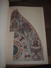 1915 el Kokka japonés Revista De Arte Con Color & BW litografías edición 298