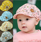 New Cute Kid Toddler Infant Boy's Baby Hat Casquette Peaked Baseball Beret Cap