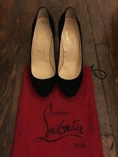 Christian Louboutin New Simple Pump Suede! Retail $795