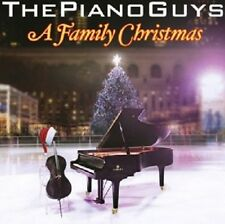 THE PIANO GUYS - A FAMILY CHRISTMAS  CD  12 TRACKS  WEIHNACHTSLIEDER  NEW+