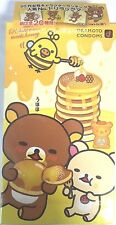 "Japan OKAMOTO Condom ""Hot RILAKKUMA"" 10 pcs / 1 box Standard Shipping"