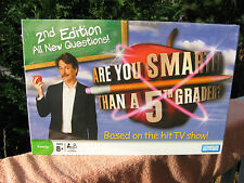 """""""Are You Smarter Than a 5th Grader"""" Game - 2nd Edition New & Factory Sealed!"""