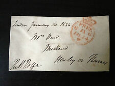 ROBERT MONSEY ROLFE - LORD HIGH CHANCELLOR OF BRITAIN - SIGNED ENVELOPE FRONT