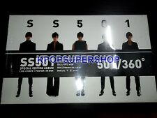 SS501 Mini Album Rebirth Special Edition Limited Edition CD NEW Sealed OOP Rare