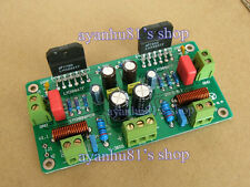 HiFi NS LM3886 TF Stereo Amplifier Assembled Board RL 68W*2/4Ω 50W*2/8Ω 38W*2/8Ω