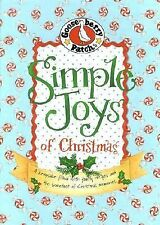 Simple Joys of Christmas : A Keepsake Filled with Family Recipes and the Sweetes