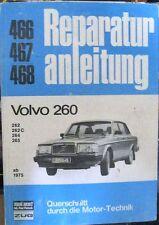 * VOLVO 260 262 262 C Bertone 264 265 Reparaturanleitung  ab 1975 *