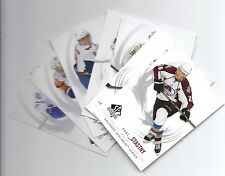 09-10 2009-10 SP AUTHENTIC BASE CARDS - FINISH YOUR SET - LOW SHIPPING RATE