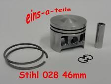 Kolben passend für Stihl 028 46mm NEU Top Qualität