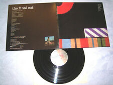 LP - Pink Floyd Final Cut - Made in EEC No Barcode # cleaned - 3
