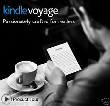 Brand NEW Amazon Kindle Voyage 4GB, Wi-Fi, 6in - Black