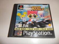 PlayStation 1  PSx 1  Speed Freaks