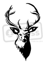 A7 'Proud Stag' Unmounted Rubber Stamp (SP004638)