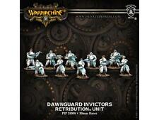 WARMACHINE- RETRIBUTION OF SCYRAH- DAWNGUARD INVICTORS UNIT 35008