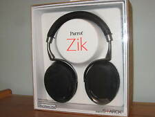 Parrot - Zik Parrot Noise Cancelling Headphones Black Gold