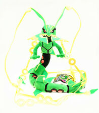 Pokemon Plush Doll Shiny blue Mega Rayquaza Stuffed Toy 35 Inches hot