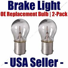 Stop/Brake Light Bulb 2pk - Fits Listed Mercedes-Benz Vehicles - 7506