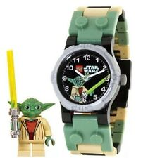 LEGO STAR WARS YODA MINIFIGURE MINIFIG WATCH CLONE WARS 9002069 BRAND NEW IN BOX