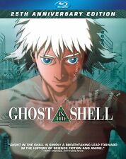 Ghost in the Shell: 25th Anniversary Edition Anime Characters (Blu-ray