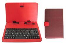 """REBELTEC BORSA CUSTODIA BOOK CON TASTIERA MICRO USB UNIVERSALE per TABLET 9,7"""""""