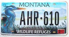 Plaque d Immatriculation Montana ( Rep - 085 )