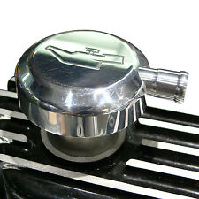 Burton Power Alloy Oil Filler Cap with Takeoff: Ford Pinto, X/flow OHV Kent..
