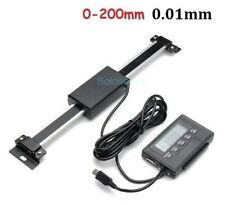 0-200mm 0.01mm Remote Digital Readout linear Scale External Remote Display