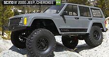 Axial Racing SCX10 II (SCX10 2) 2000Jeep Cherokee RTR 4WD Rock Crawler AXIAX...