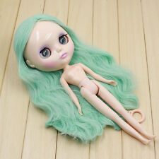 "12"" Neo Blythe Doll from Factory Curly Hair Nude Doll JSW87007"
