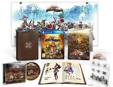 Grand Kingdom - Limited Edition (PS4) - NEW PAL SEALED