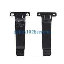 2 pcs New Metal Belt Clip for Kenwood TK-2107 TK-3107 TK385 TK278 Radios