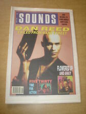 SOUNDS 1990 JULY 21 DAN REED NETWORK FLOWERED UP CARTER MC MELLO U2