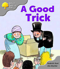 Oxford Reading Tree: Stage 1: First Words Storybooks: A Good Trick: pack A by...