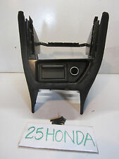 1992-1995 Honda Civic Hatchback Sedan Coupe Lower Audio Console OEM JDM EG Rare