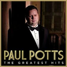 Paul Potts-GREATEST HITS CD 16 tracks International Pop best of NUOVO