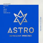 ASTRO - [SUMMER VIBES] 2nd Mini Album CD+POSTER+Photo Book+4p Card K-POP Sealed