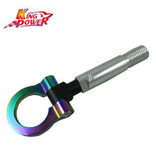 NEW NEO CHROME T2 CNC ALUMINUM RACING TOW HOOK FOR Mitsubishi Lancer Evo EX
