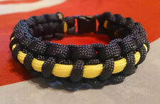 The Princess of Wales Royal Regiment Help For Heroes Inspired Paracord Bracelet