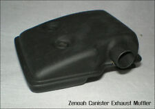 Zenoah G230 & G260 Muffler. Genuine Zenoah Part!!
