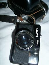 Ranger finder camera HALINA 35-600 with ANSTIGMAT 1:2,8 40mm lens + case  .. 10