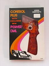 AURORA MODEL MOTORING CONTROL PLUS RUSSKIT WITH SENSITIVITY CONTROL ~ NOS ~ RARE