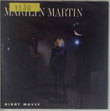 "7"" Single - Marilyn Martin - Night Moves - s305 - washed & cleaned"
