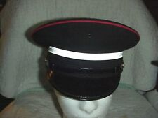 VALLEY FORGE USED MILITARY ACADEMY & COLLEGE CADET HAT NO BADGE SIZE 7