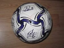 1999 USA FIFA Women's World Cup Signed Soccer Ball/Chastain/Hamm/Venturini/Lilly