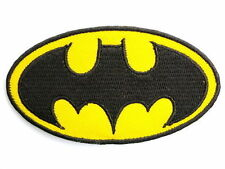 "Batman Embroidered Big Back Jacket Vest Patch 8.1""/20.5cm"