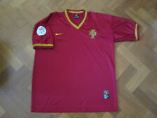 Portugal home shirt-euro 2000 nike-adulte xl