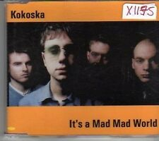 (CK794) Kokoska, It's A Mad Mad World - CD